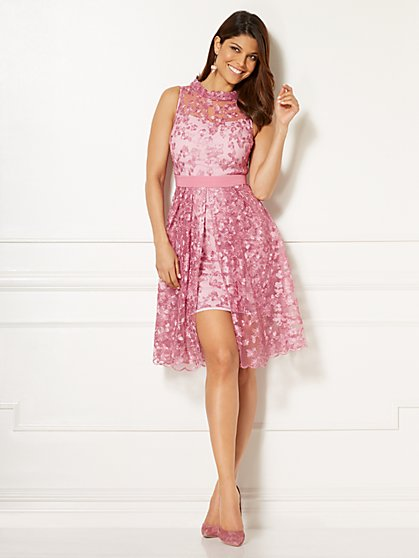 Eva Mendes Collection - Freya Embellished Dress - New York & Company