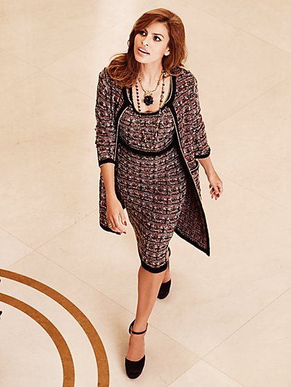 Eva Mendes Collection - Gabrielle Sweater Dress - New York & Company