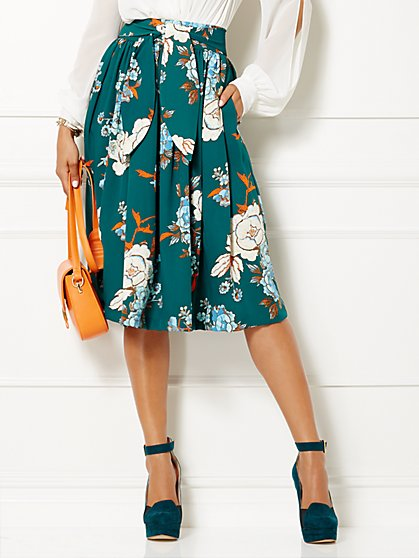 Eva Mendes Collection - Gallery Skirt  - New York & Company