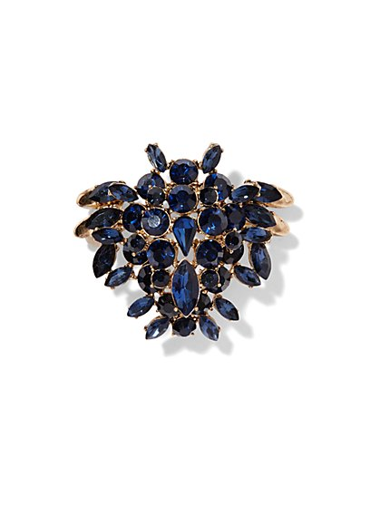 Eva Mendes Collection - Gem Brooch - New York & Company