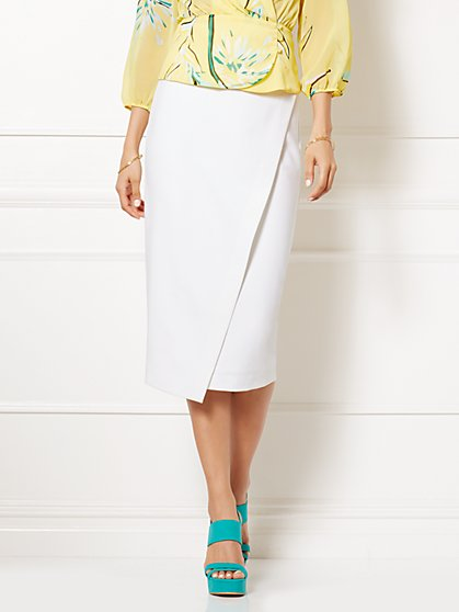 Eva Mendes Collection - Giada Pencil Skirt  - New York & Company