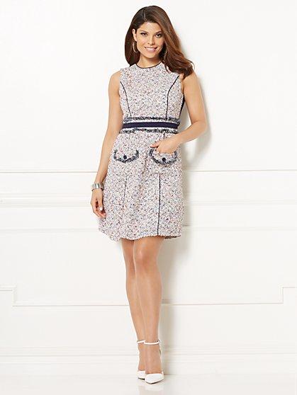 Eva Mendes Collection - Gizella Shift Dress - Tall - New York & Company