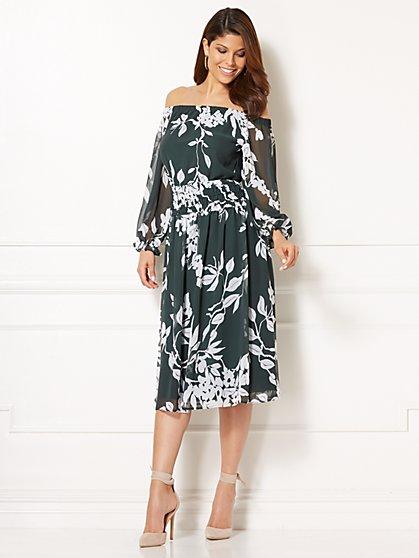 Eva Mendes Collection - Grazia Dress - Petite - New York & Company