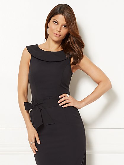 Eva Mendes Collection - Halina V-Back Shell - New York & Company