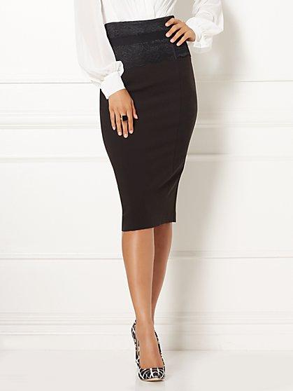 Eva Mendes Collection - Hayden Corset Skirt  - New York & Company