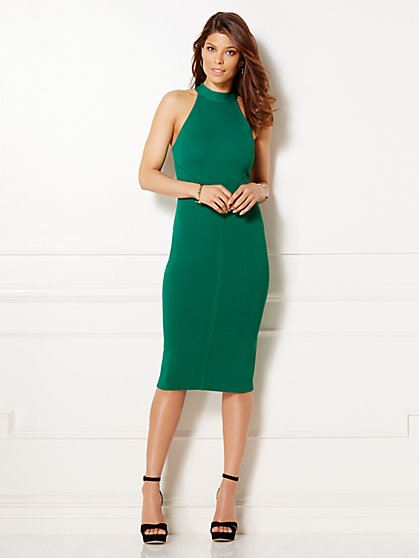 Eva Mendes Collection - Iris Sweater Dress - New York & Company