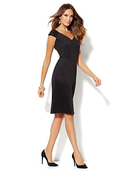 Eva Mendes Collection - Isabella Sheath Dress - New York & Company