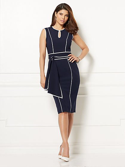 Eva Mendes Collection - Iwona Sheath Dress - New York & Company