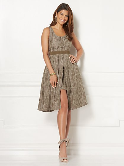 Eva Mendes Collection - Jacquard Freya Dress - New York & Company