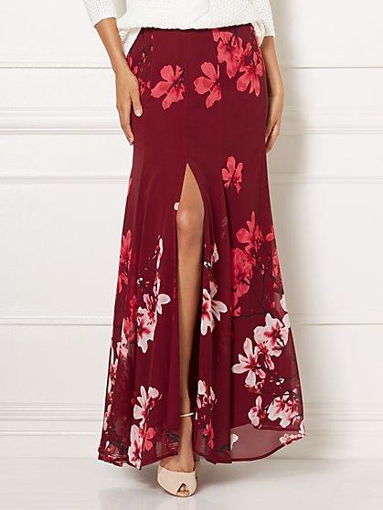 Eva Mendes Collection - Jana Maxi Skirt  - New York & Company