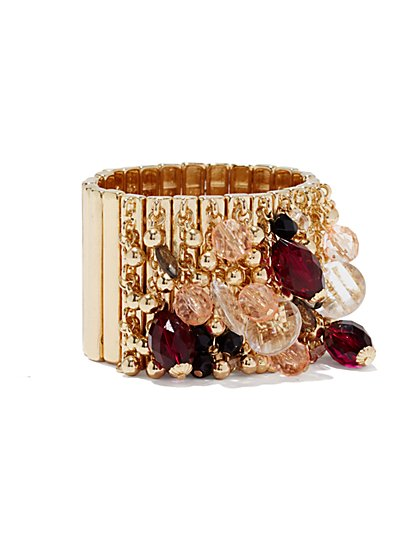 Eva Mendes Collection - Jangle Stretch Bracelet - New York & Company