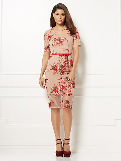 Eva Mendes Collection - Jasmine Sheath Dress - New York & Company