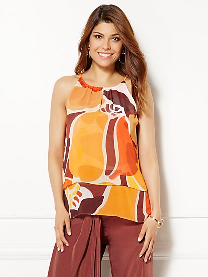 Eva Mendes Collection - Jess Halter Blouse  - New York & Company