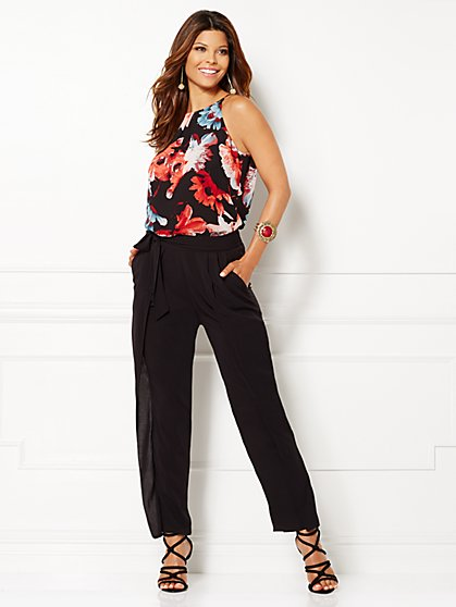 Eva Mendes Collection - Jess Halter - Floral - New York & Company