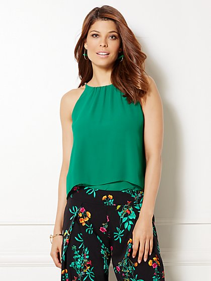 Eva Mendes Collection - Jess Halter Top  - New York & Company