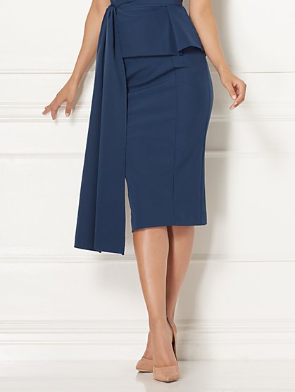 Eva Mendes Collection - Joana Pencil Skirt - New York & Company