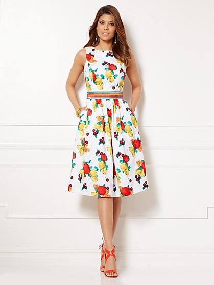 Eva Mendes Collection - Julianne Sleeveless Dress - New York & Company