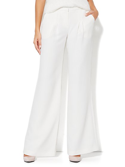 Eva Mendes Collection - Katherine Palazzo Pant - New York & Company
