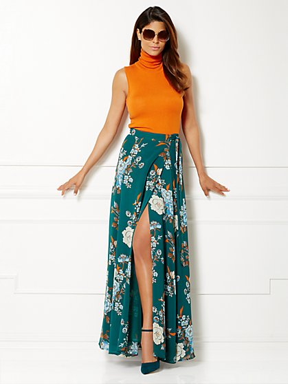 Eva Mendes Collection - Kelly Turtleneck Bodysuit - Sleeveless - New York & Company