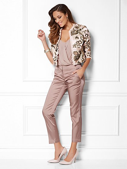 Eva Mendes Collection - Kylie Sequin Jacket - New York & Company