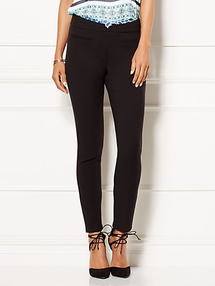 Eva Mendes Collection - Laura Crop Pant  - New York & Company