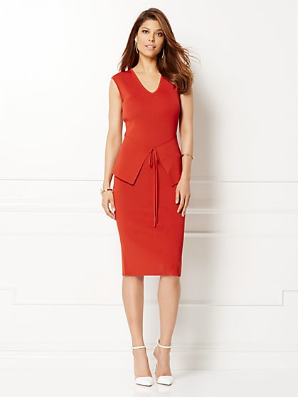 Eva Mendes Collection - Lenore Sweater Dress  - New York & Company