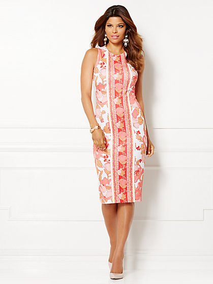 Eva Mendes Collection - Livi Sheath Dress - New York & Company