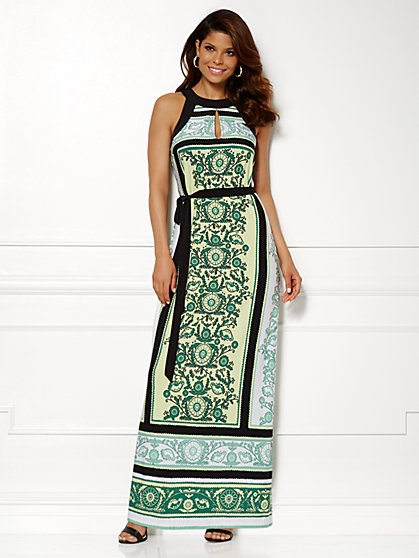 Eva Mendes Collection - Luna Maxi Dress - New York & Company