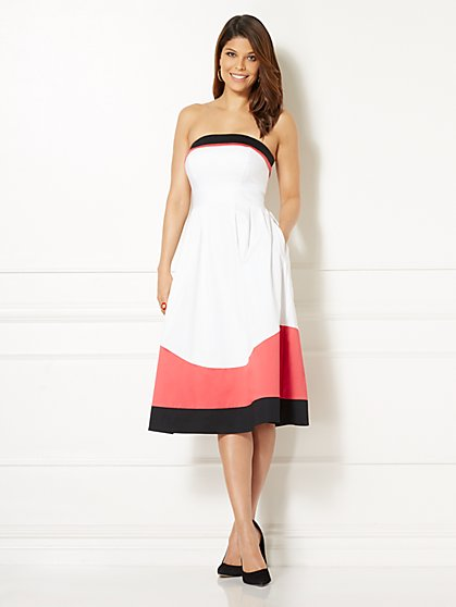 Eva Mendes Collection - Madalena Dress - Tall - New York & Company