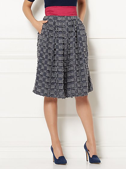 Eva Mendes Collection - Maddie Fringe Skirt - New York & Company