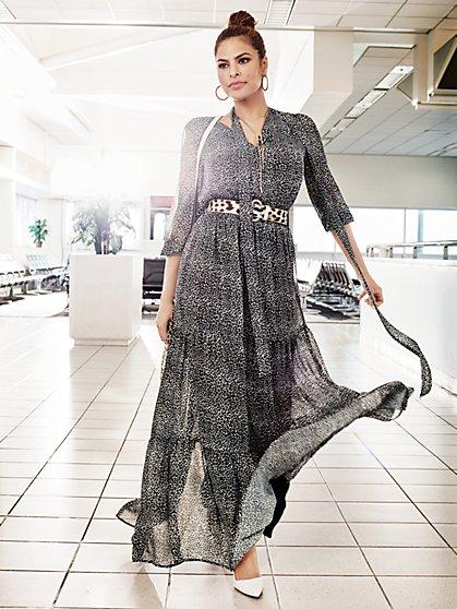 Eva Mendes Collection - Madeline Dress - Petite  - New York & Company