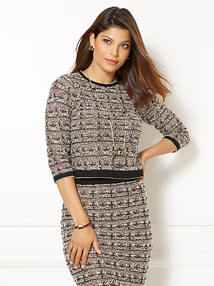 Eva Mendes Collection - Madison Sweater  - New York & Company