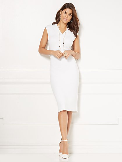 Eva Mendes Collection - Mara Sweater Dress - New York & Company