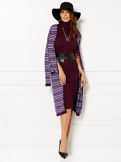 Eva Mendes Collection - Marguerite Duster  - New York & Company