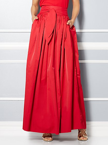Eva Mendes Collection - Mari Maxi Skirt  - New York & Company