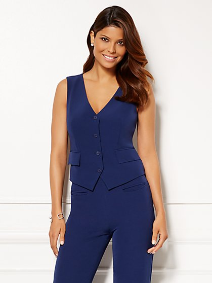Eva Mendes Collection - Mariel Vest  - New York & Company