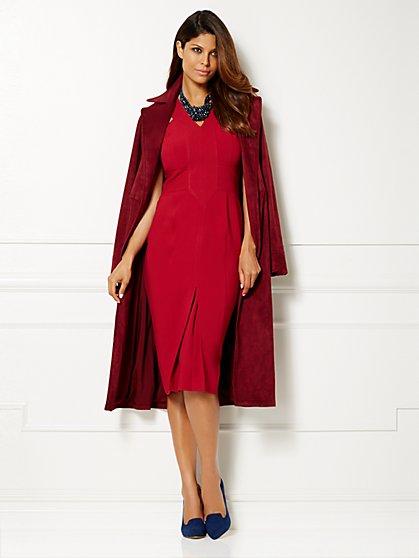 Eva Mendes Collection - Marisol Halter Dress  - New York & Company