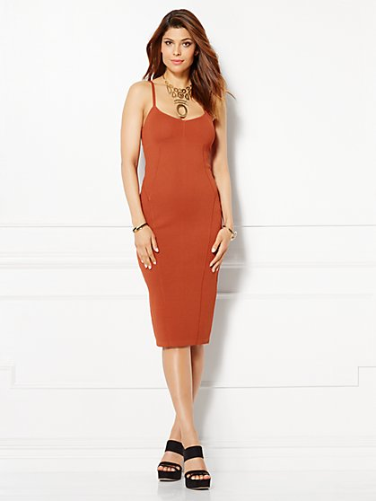 Eva Mendes Collection - Marissa Knit Dress  - New York & Company