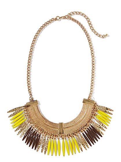 Eva Mendes Collection - Molly Fringe Necklace