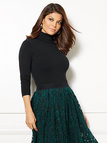 Eva Mendes Collection - Mona Turtleneck Sweater - New York & Company