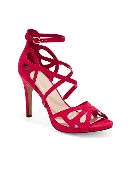 Eva Mendes Collection - Montaigne High-Heel Sandal   - New York & Company