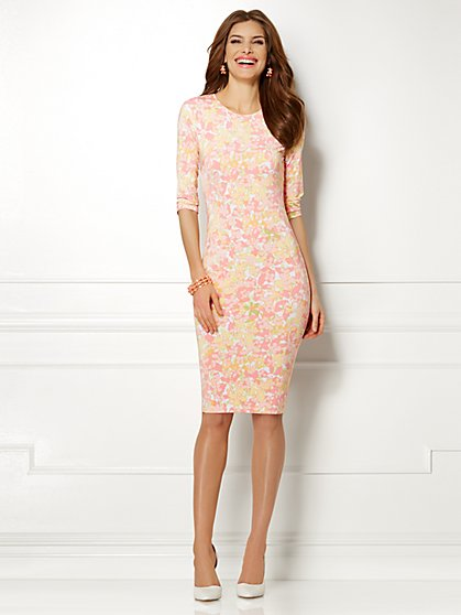 Eva Mendes Collection - Nicki Sheath Dress  - New York & Company