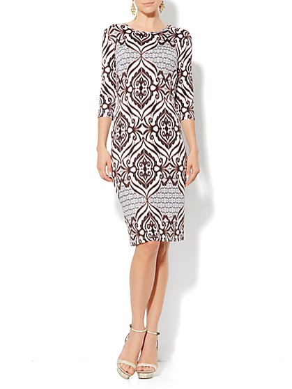Eva Mendes Collection - Nicki Sheath Dress
