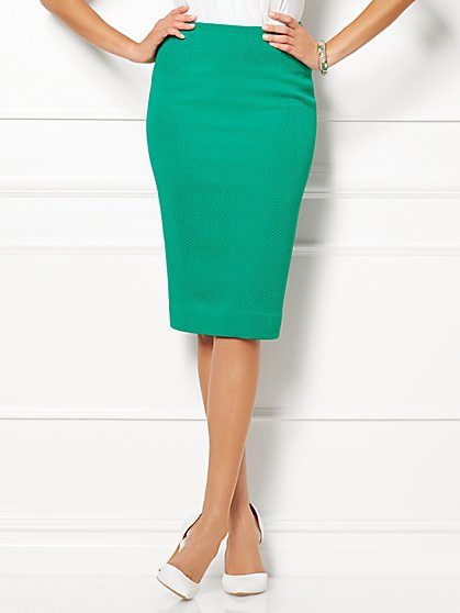 Eva Mendes Collection - Nina Piqué Skirt  - New York & Company