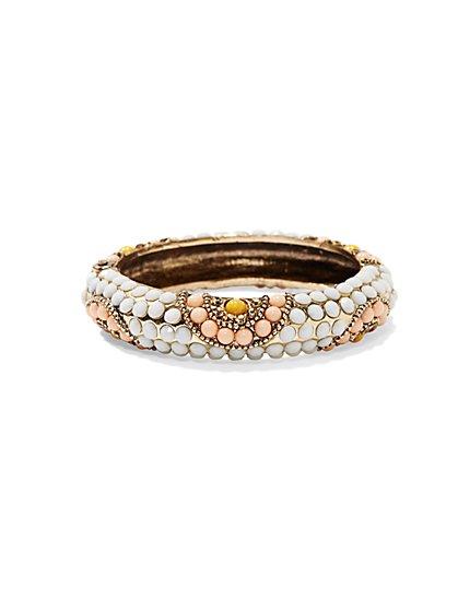 Eva Mendes Collection - Ornate Hinge Bracelet - New York & Company