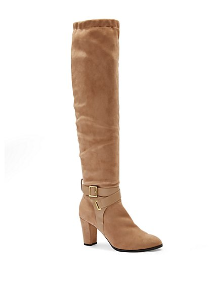 Eva Mendes Collection - Over-The-Knee Boot  - New York & Company