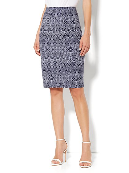 Eva Mendes Collection - Pencil Skirt