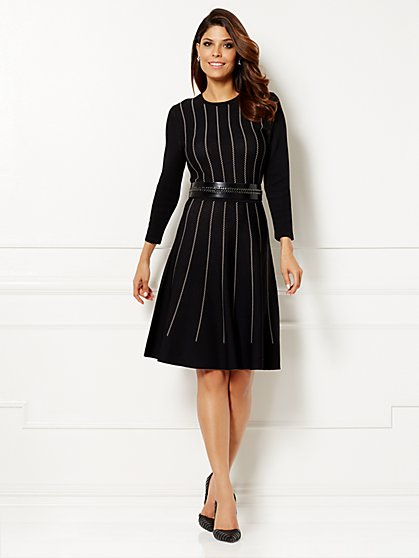 Eva Mendes Collection - Phoebe Sweater Dress - New York & Company