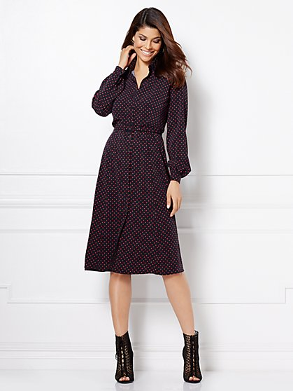 Eva Mendes Collection - Pia Shirtdress  - New York & Company