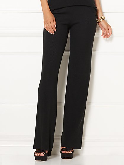 Eva Mendes Collection - Rae Sweater Pant  - New York & Company